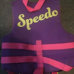 Speedo Swim - Child / Kids speedo life  jacket